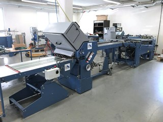 Herzog + Heymann M7 folding machine