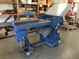 Herzog + Heymann M7.40 - 173 folding unit