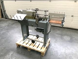 Jos Hunkeler VK 40 End Sheet Gluing Machine