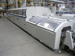 Kolbus KM 411.B perfect binding line