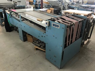 MBO B26 4/4 + SAP delivery