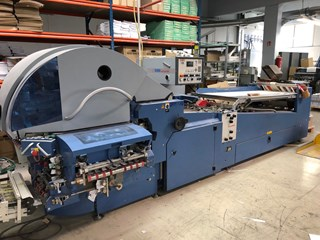 MBO K800.2/4 SKTZ Aut. folding machine