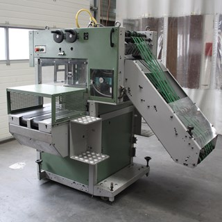 Muller Martini 310 CS20 Stacker