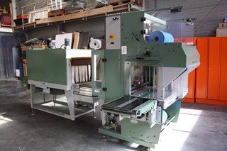 Muller Martini 6257 / 6216 shrink wrapping machine