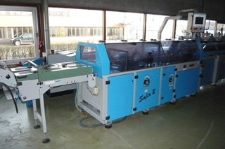 Muller Martini Onyx 6252 / Safir II inserting machine