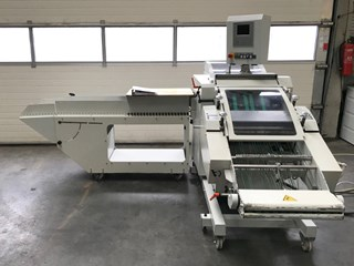 Palamides Alpha 500 Plus stacking delivery