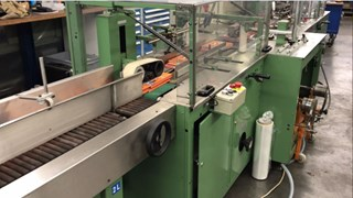 Sitma C 705 automatic wrapping machine