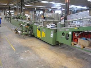 Sitma C80-750 inserting machine / foil packaging machine