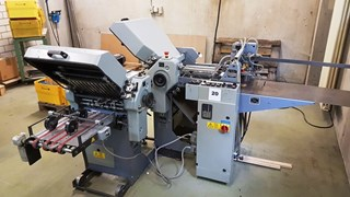 Stahl T36 4/4 folding machine
