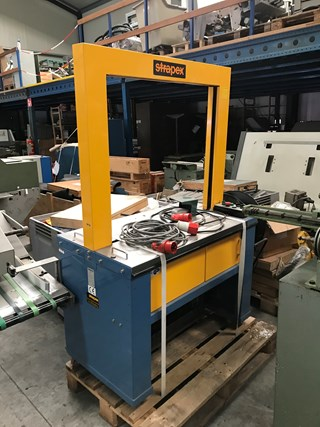 Strapex Ecopack strapping machine