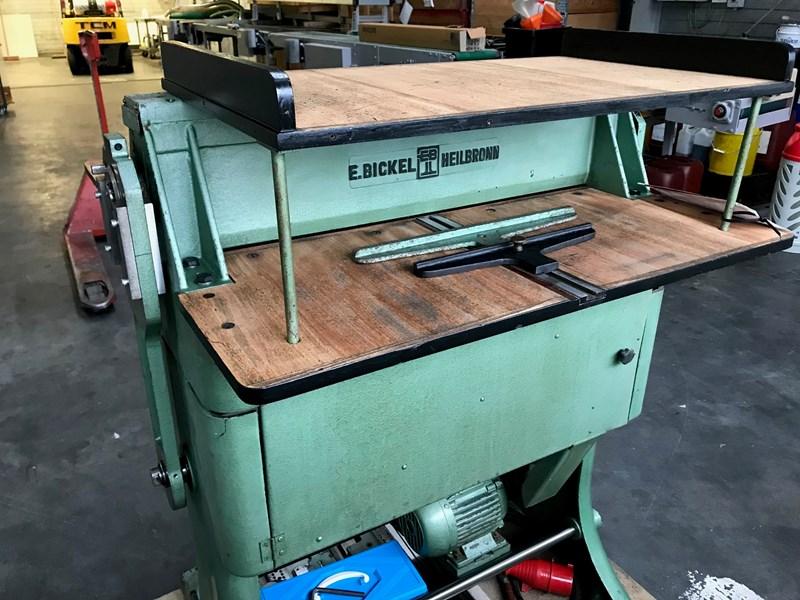 Bickel HK3/68 Perforating Machine