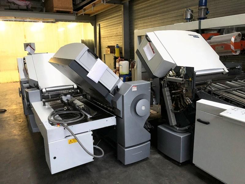 Heidelberg RFH-82 6/4/4 folding machine
