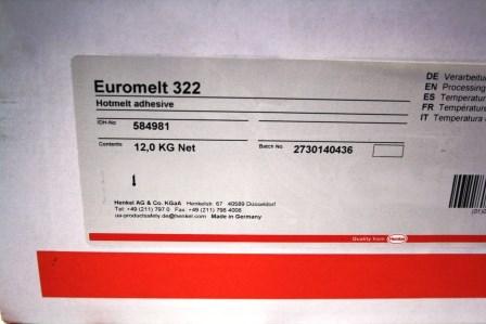 Henkel Euromelt 322 Side Glue
