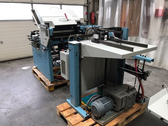 MBO K52 4KL Folding Machine