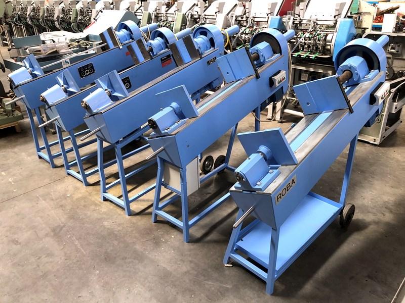 Bundling press for folded signatures