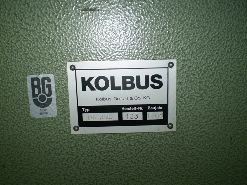 Kolbus DS 390 Vario-Book Stacker