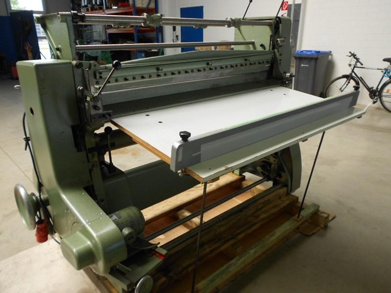 Kolbus KS Cloth Cutter