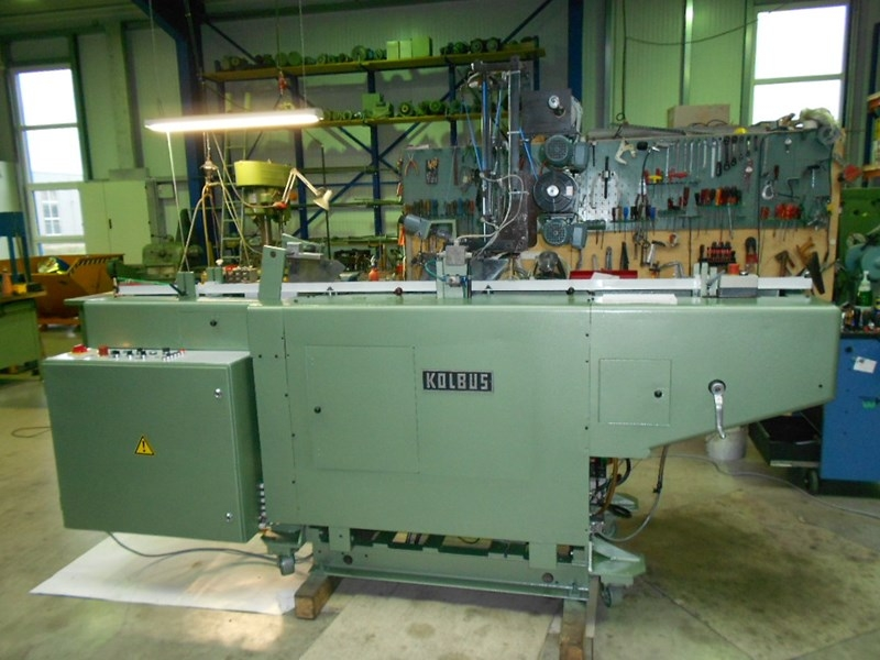 Kolbus LE 60 Ribbon Inserting Machine