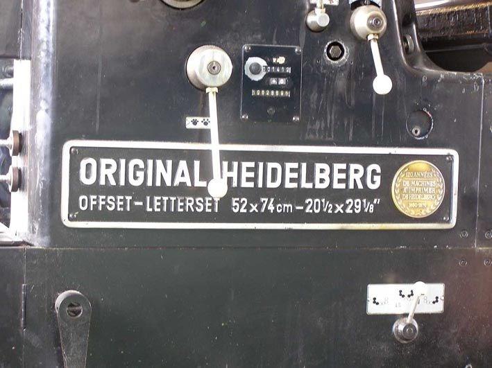 Heidelberg SORMZ