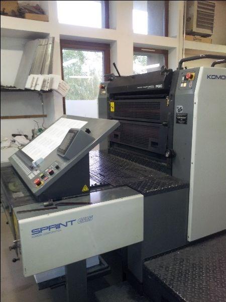 KOMORI GS Sprint 228P