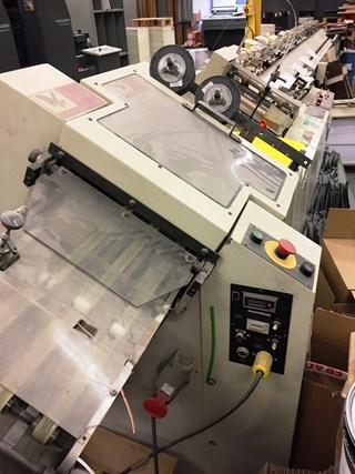 HARRIS MULTIBINDER 250 9