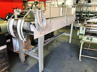 SOLEMA  BOOK BLOCK FEED CONVEYOR