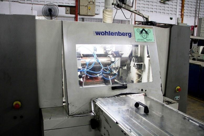 WOHLENBERG  CHAMPION 8000