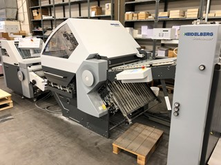 CH78 6KTL Folding Machine