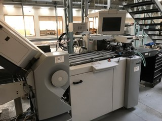 Heidelberg BUH 56 6/4 Auto Folding Machine