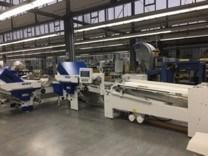 MBO M80 4/4/4 Folding Machine