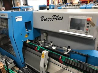 Muller Martini Bravo Plus Saddle Stitcher-2007