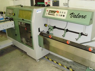 Muller Martini Valore 1558 saddle stitcher - 2002