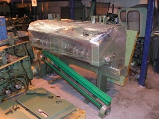 Muller Martini 1532 feeders