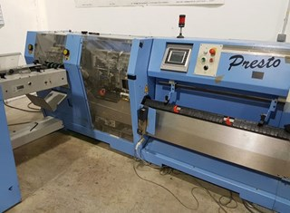 Muller Martini Presto 1550 Saddle Stitcher-2008