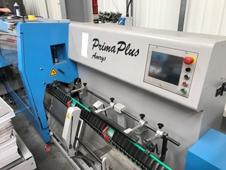 Muller Martini Prima Plus Amrys Saddle Stitcher-2004