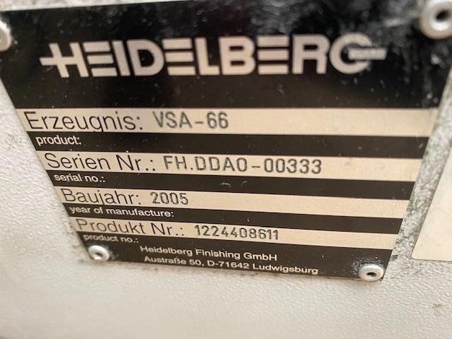 Heidelberg VSA66