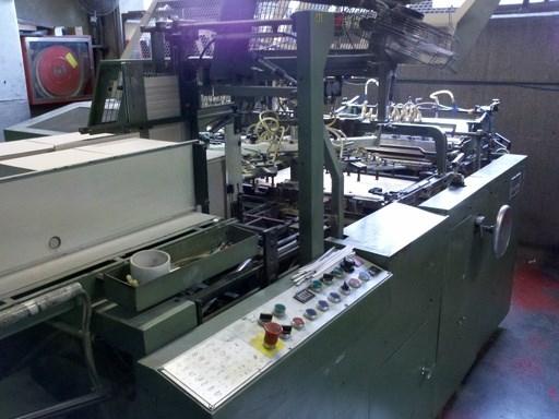 Kolbus DA Chronos model DA 240