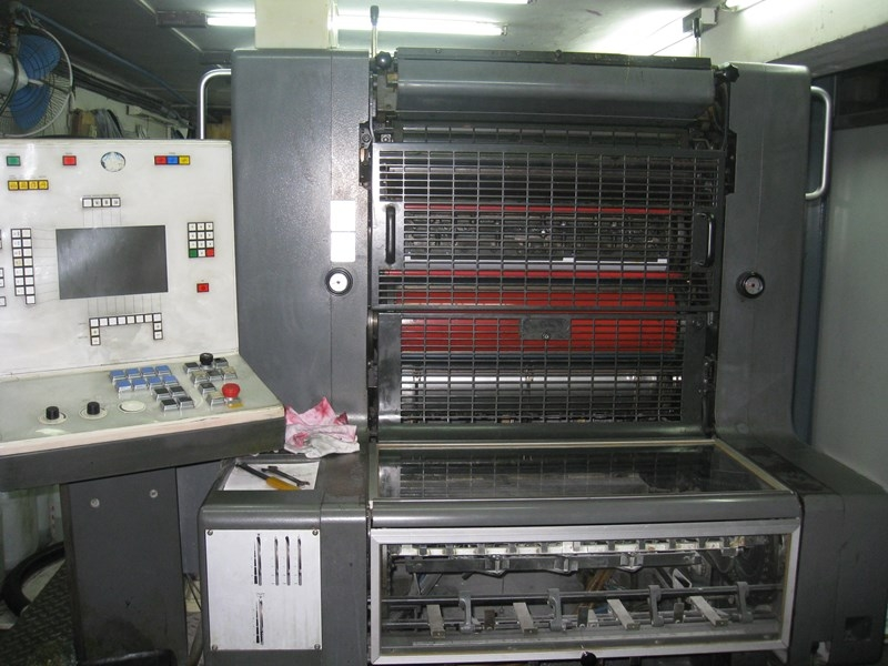 Heidelbrg MOV CPC CP Tronics