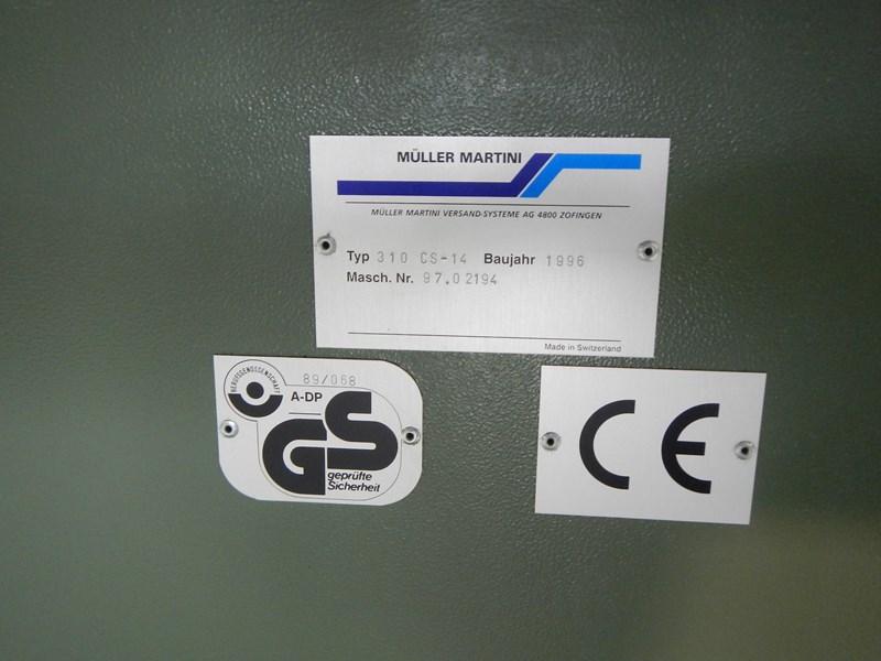 MULLER MARTINI  310  CS- 14