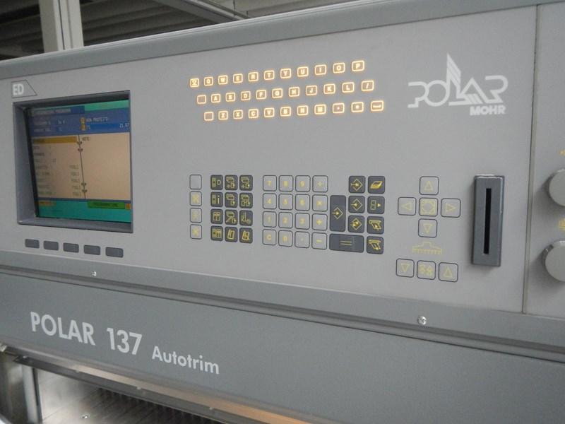 Polar 137 ED-Autotrim