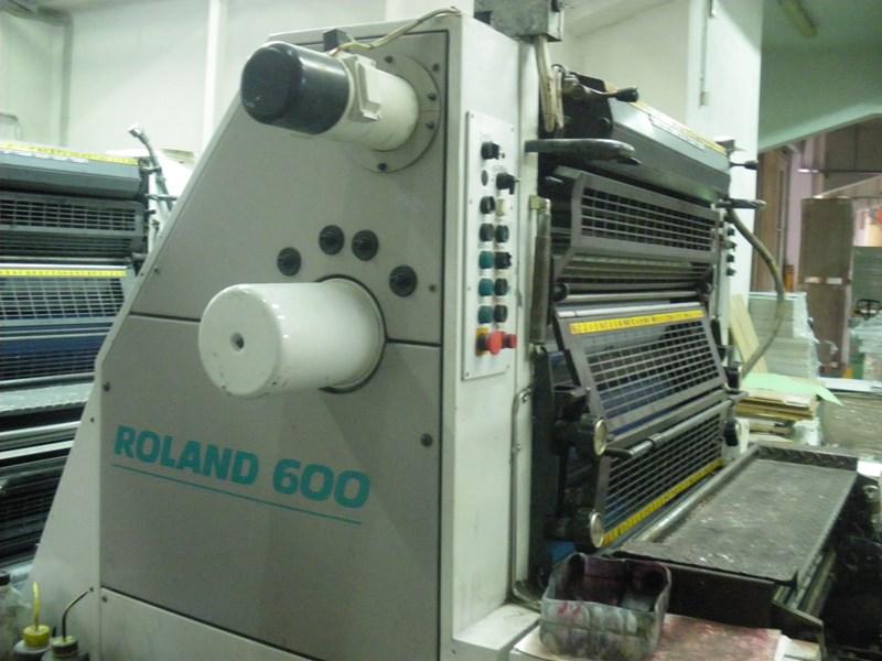 Manroland 600
