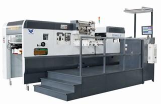 TYM800-H Hot foil Platen