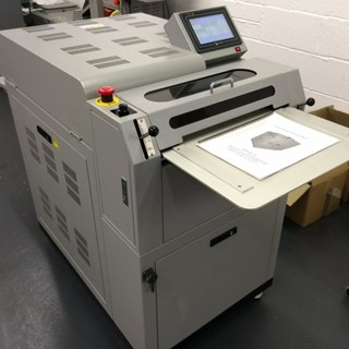 Morgana DigiCoater 33 UV Coater