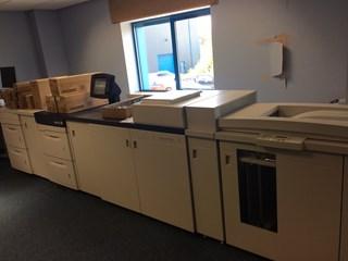 Xerox DocuColor 8002