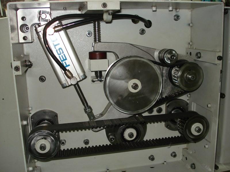 Gammerler SH080 LH LOG STACKER