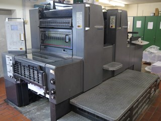 Heidelberg Printmaster 74 2 with Autoplate