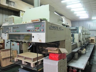 Komori Lithrone L540+C