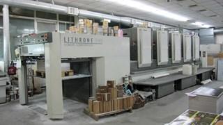 Komori Lithrone LS540