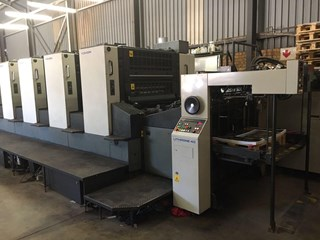Komori Lithrone L440 LYLX