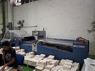 MBO K800 folding machine 32 pages